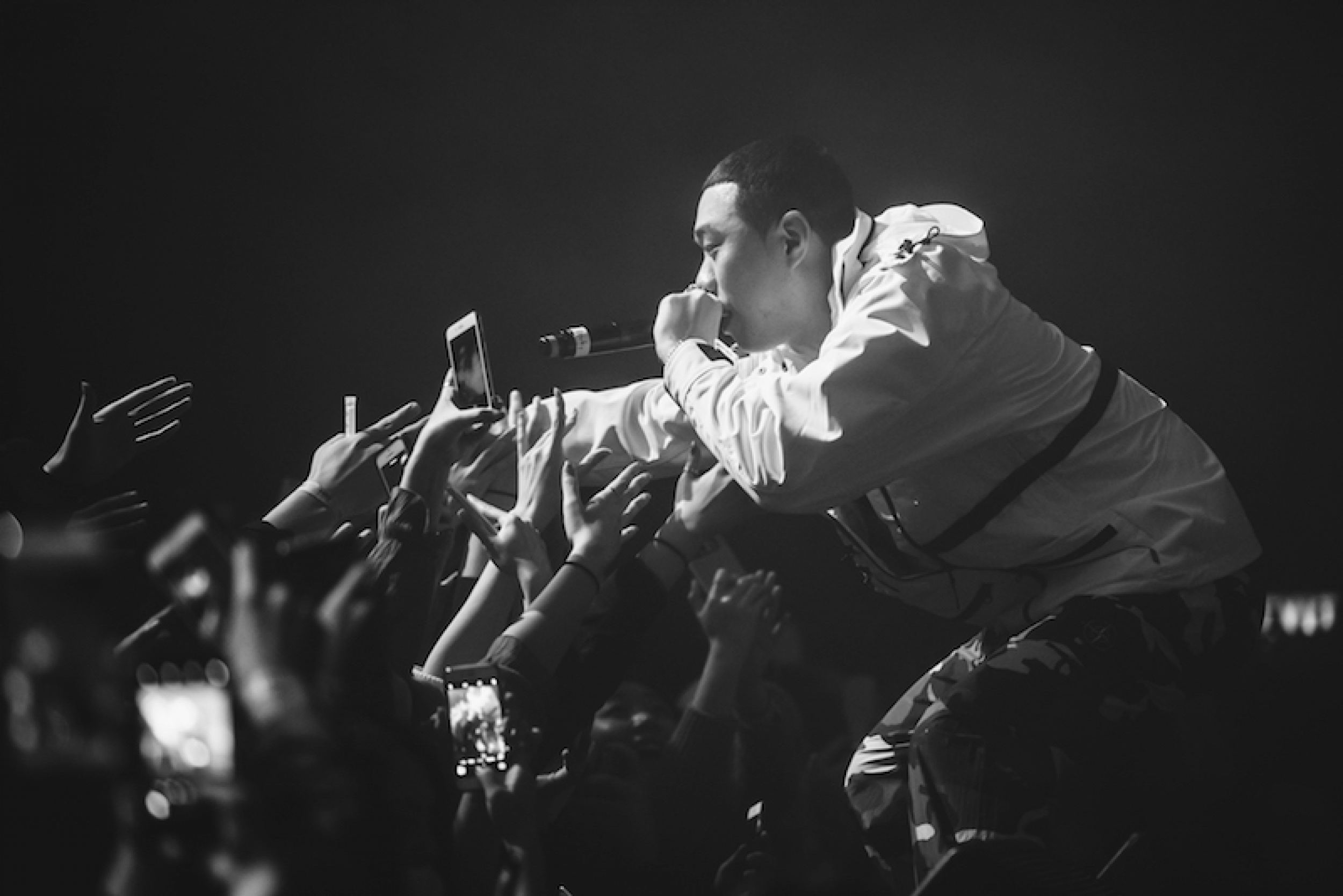 Bewhy - Photo by Brandon Artis.